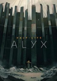 Half Life Alyx Cover Art