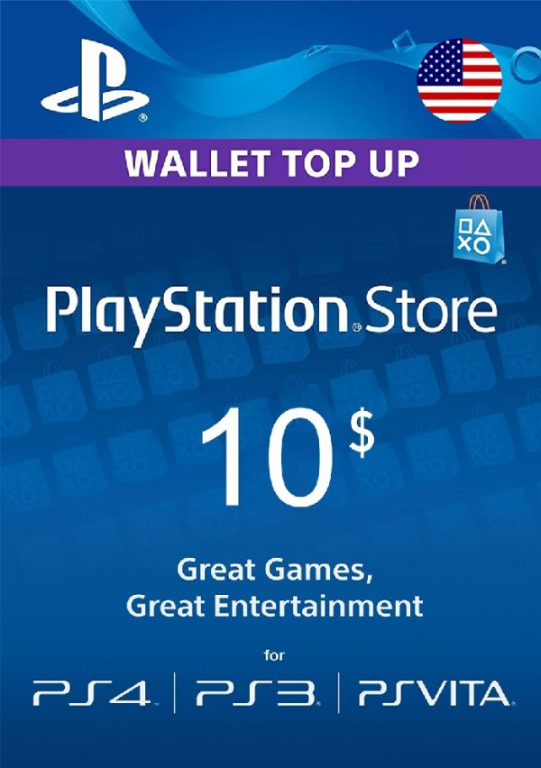playstation network card 10 cover