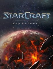 starcraft remastered cover